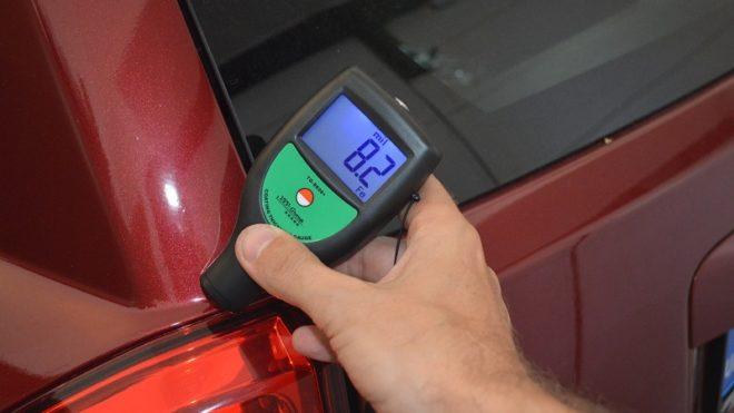 Почему толщиномер – лучший помощник при покупке подержанного авто