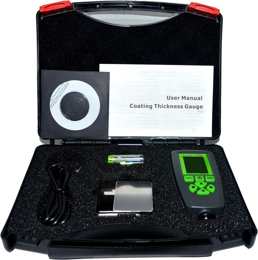 Толщиномер краски CM-208FN с официальной гарантией