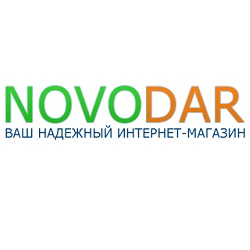 """Интернет-магазин """"Novodar"""""""